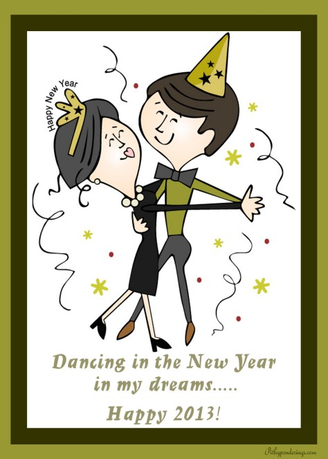 Dancing New Year