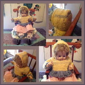 Baby Sweater - Hooded02